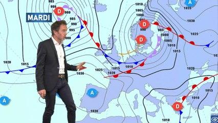 Illustration de l'actualité La météo de votre mardi 12 janvier 2021