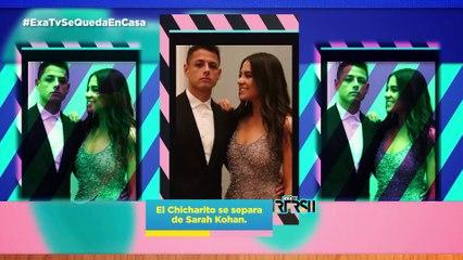 """¿Kenia Os y Anitta colaborarán? /  El Chicharito se separa de Sarah Kohan /Billie Eilish en remake """"CHICAS PESADAS"""" EXA TV"""