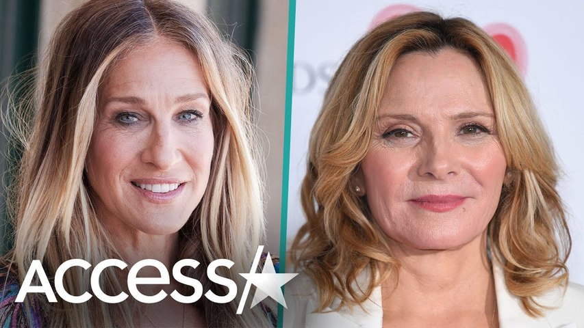 Sarah Jessica Parker Says She Doesn't 'Dislike' Kim Cattrall After 'SATC' Revival News