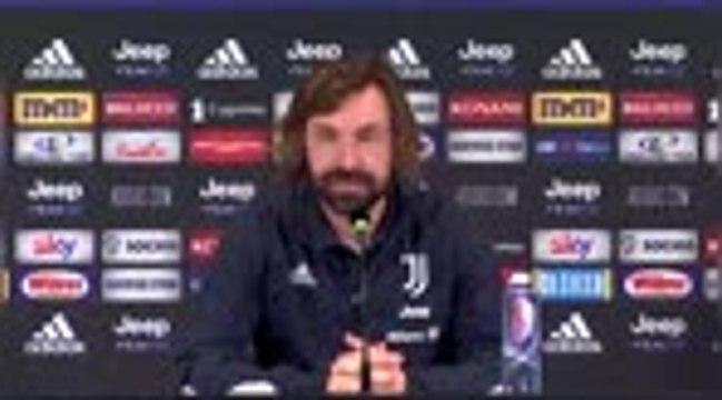 """17e j. - Pirlo : """"Milan est l'équipe à battre en ce moment"""""""