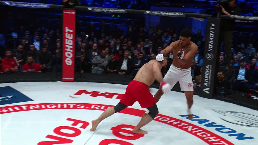 Fighting Spirit MMA 7 - EP.2 - Part 20 - FSMMA 7 Free Fight