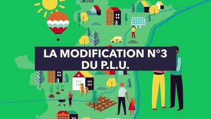 La modification n°3 du Plan local d'urbanisme (PLU) à l'enquête publique