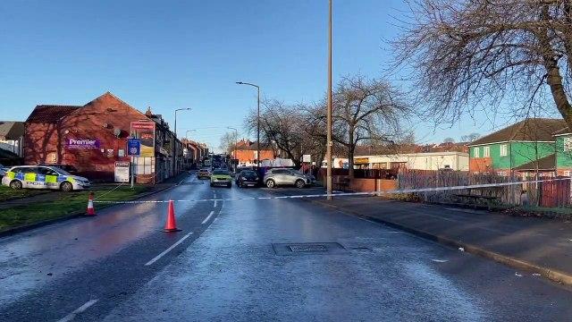 Wath Road shooting in Mexborough