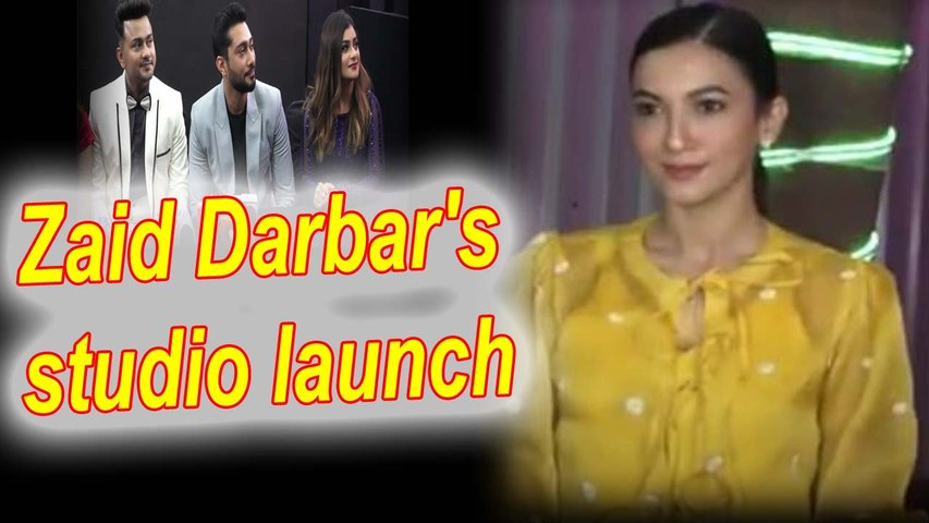 Gauahar Khan's husband Zaid launches 'Atrangz' studio