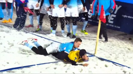 Snow Rugby - Moscow 2019