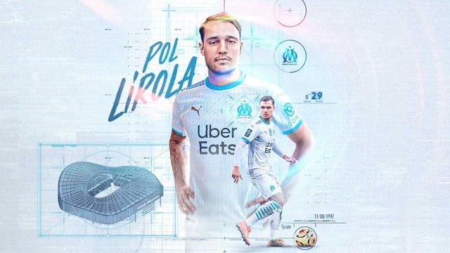 Pol Lirola est Olympien