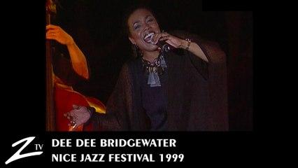 Dee Dee Bridgewater - Nice Jazz Festival 1999 - LIVE HD