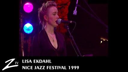 Lisa Ekdahl - Nice Jazz Festival 1999 - LIVE HD