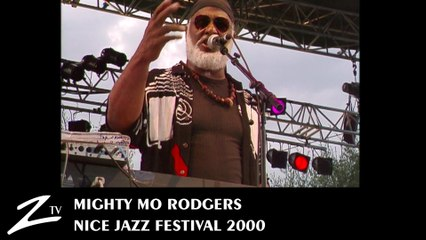 Mighty Mo Rodgers - Nice Jazz Festival 2000 - LIVE HD