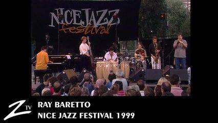 Ray Baretto - Nice Jazz Festival 1999 - LIVE HD
