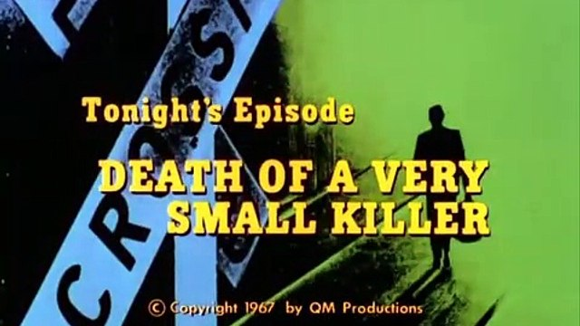 The Fugitive S04E25  Death Of A Very Small Killer