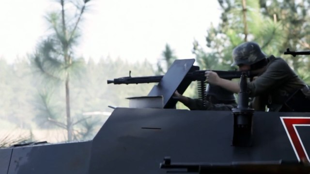 Ardennes Fury | Full Action War Movie part 1/2