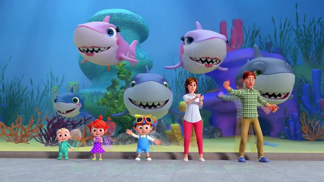 Baby Shark  CoComelon Nursery Rhymes & Kids Songs