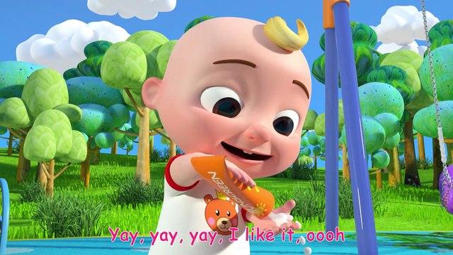 Baby Shark Submarine   More Nursery Rhymes & Kids Songs