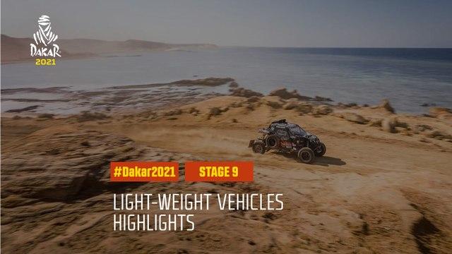 #DAKAR2021 - Stage 9 - Neom / Neom - Light Weight Vehicle Highlights