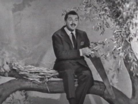 Ernie Kovacs - Branch Cutting