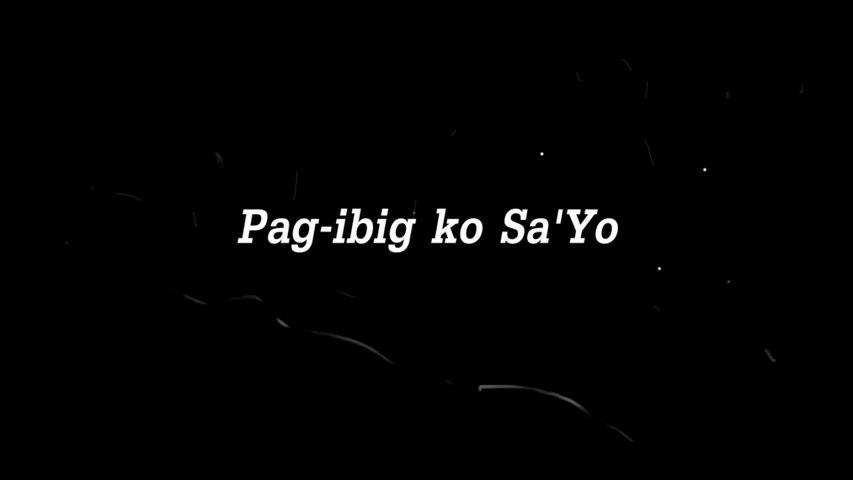 Lola Gina - Pag-ibig Ko Sa'yo