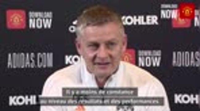 """1ère j. (en retard) - Une saison """"plus intéressante"""" que la précédente, selon Solskjar"""