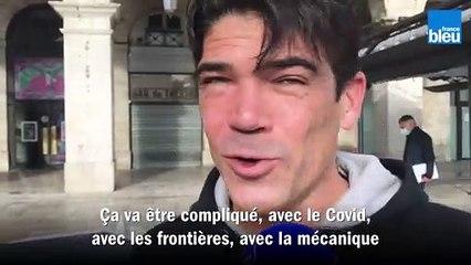 Le défi d'un ancien militaire : faire le tour du monde à vélo et à la rame, en partant de Bayonne !
