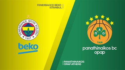 EuroLeague 2020-21 Highlights Regular Season Round 20 video: Fenerbahce 100-74 Panathinaikos