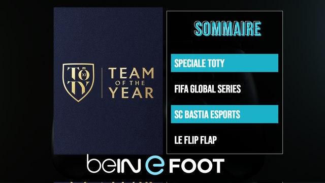 beIN eFoot : Spéciale TOTY (12/01)