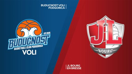 7Days EuroCup Highlights Top 16, Round 1: Buducnost 108-80 JL Bourg