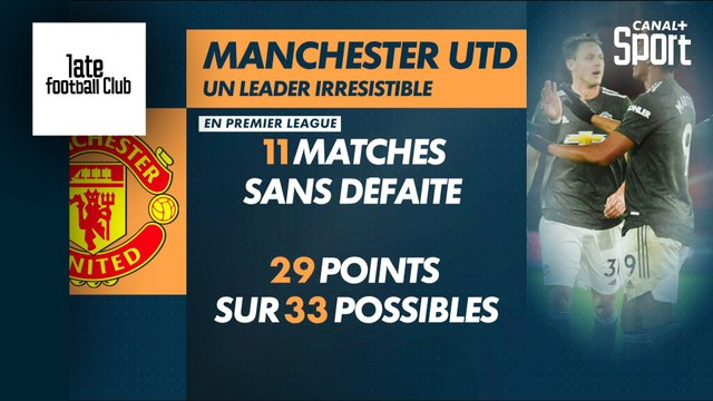 Manchester United : un leader irrésistible