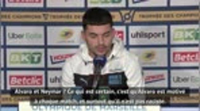 """Trophée des champions - Radonjic : """"Alvaro n'est pas raciste !"""""""