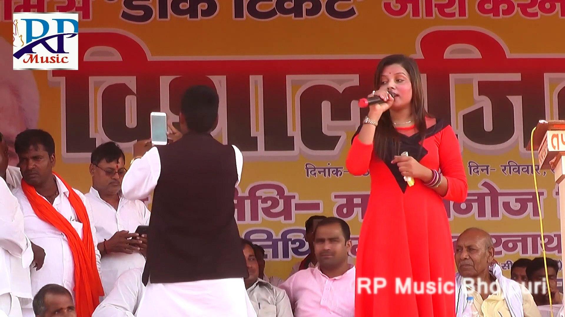 Official Video - Lach Ke La Nimiya Ke Dhad - Shilpa Singh - Live Show 2021 - RP Music