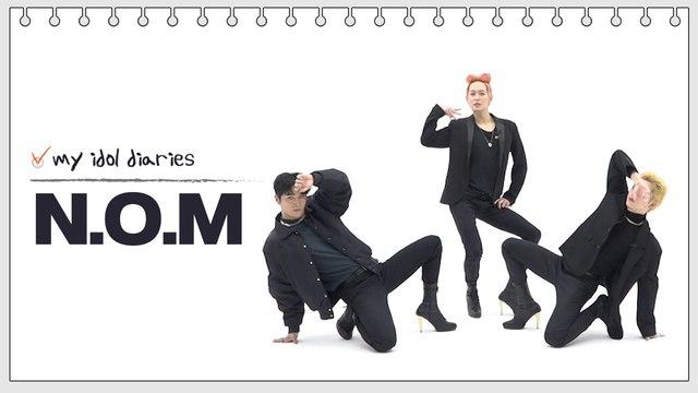 "[Pops in Seoul] MY IDOL DIARIES I can't wait♪ ""N.O.M"" Edition!"