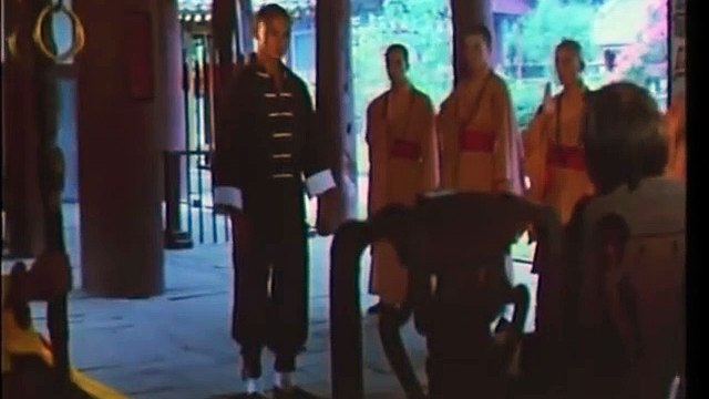 Wu Tang Collection - Fury In Shaolin Temple part 2/2
