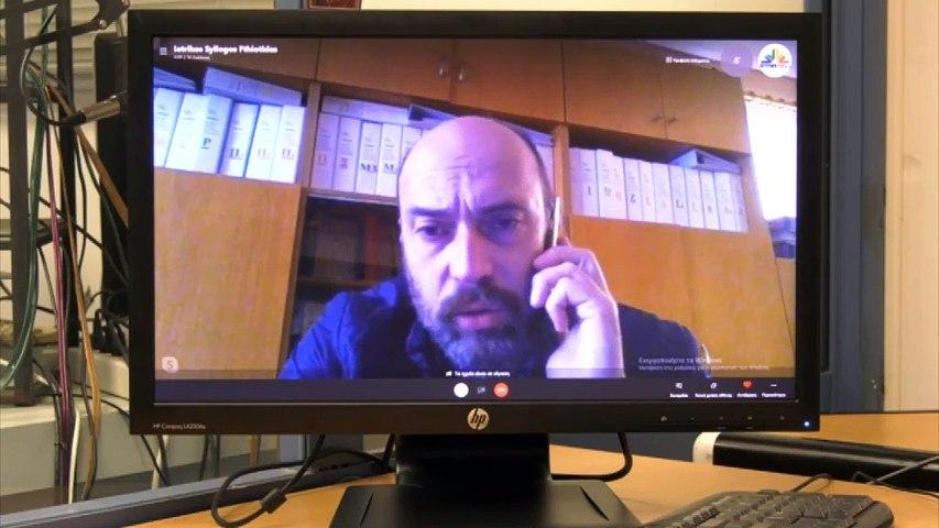 Χρήστος Γεωργίου: Τις προσεχείς ημέρες ξεκινά ο εμβολιασμός των ιδιωτών γιατρών