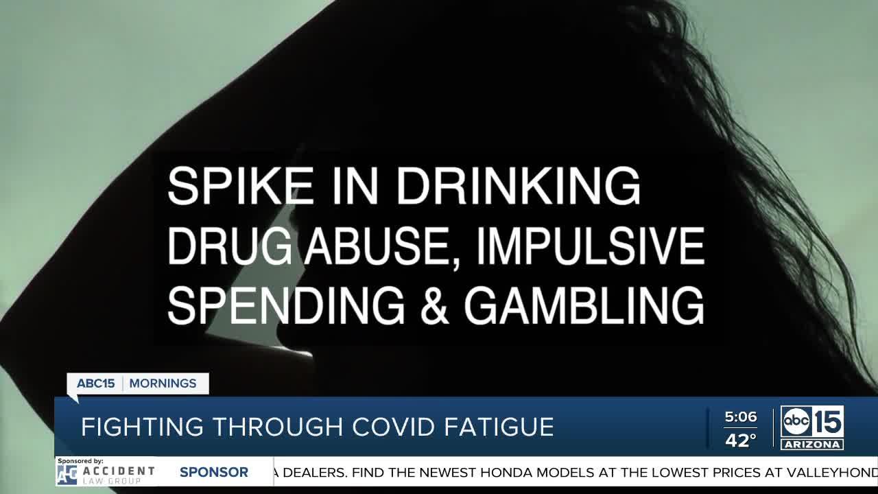 Fighting through COVID-19 fatigue