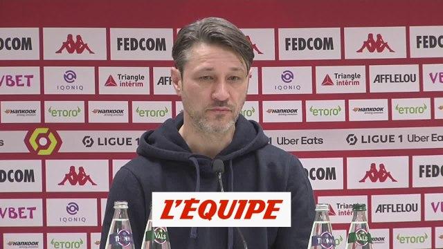 Kovac «Je m'attends à un gros match face à Montpellier» - Foot - L1 - Monaco