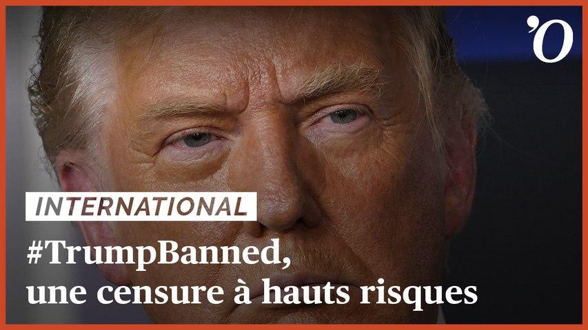 Trump banni des réseaux sociaux: attention au retour de bâton