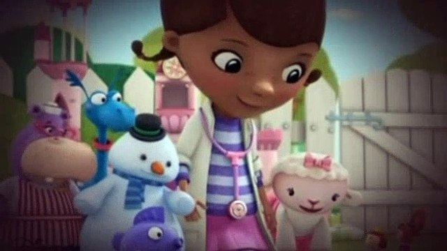 Doc McStuffins S02E22 The Wicked King and the Mean Queen Take a Stroll