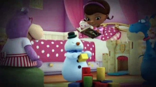 Doc McStuffins S03E01 Let the Nightingale Sing