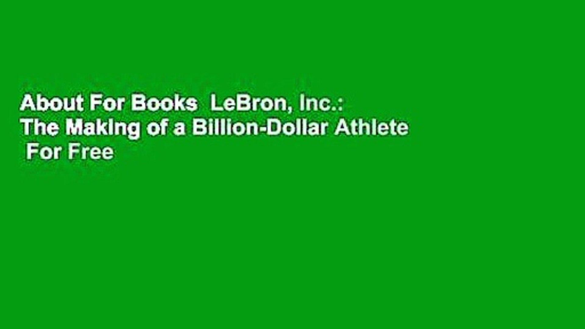 Lebron inc. pdf free download free