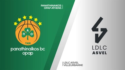 EuroLeague 2020-21 Highlights Regular Season Round 19 video: Panathinaikos 88-71 ASVEL