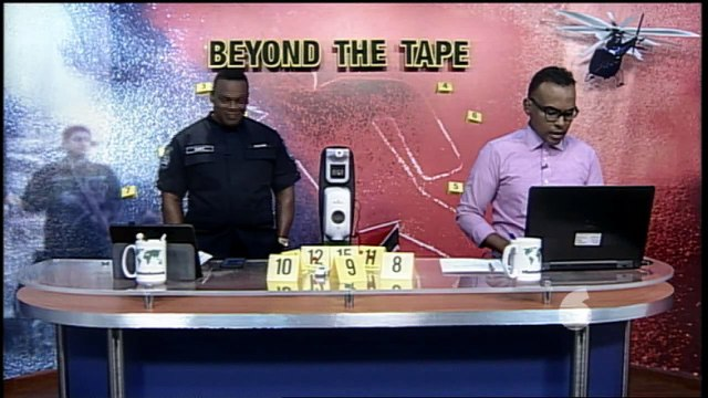 Beyond The Tape : Wednesday 13th January 2021