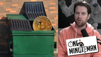 OMM: Guy Forgets His Bitcoin Password, Loses $220 Million