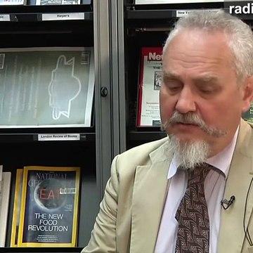 Российский историк Андрей Зубов: Степан Бандера у мене викликає велику повагу. Интервью  2014 года.