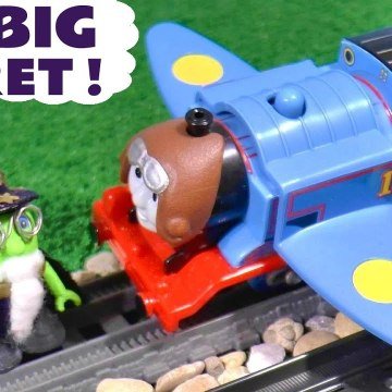 The Funny Funlings Wizard Funlings Big Secret with Toy Story 4 Woody and Thomas and Friends Flying Thomas in this Family Friendly Full Episode English Toy Story for Kids from Kid Friendly Family Channel Toy Trains 4U