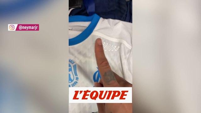 Quand Neymar chambre l'OM - Foot - WTF