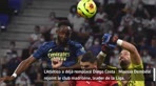 Transferts - Dembélé, l'attaquant qu'il faut à l'Atlético ?