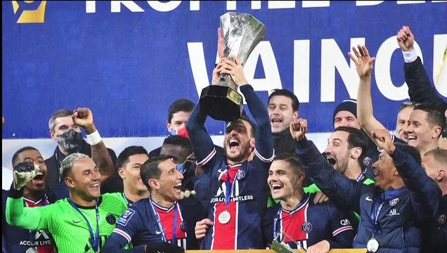 Trophée des champions: victoire du PSG, Pochettino est lancé