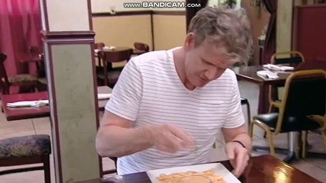 GORDON RAMSAY HATES THE FOOD!