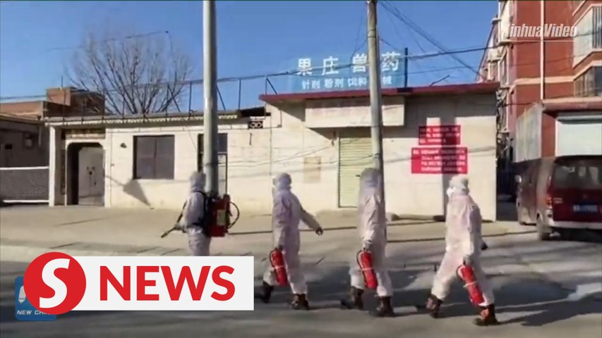 China evacuates residents from villages in Hebei province
