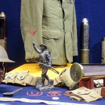 World War 1 • 2d Cavalry Regiment Dragoons • Marking 100 Years B-Roll File 1