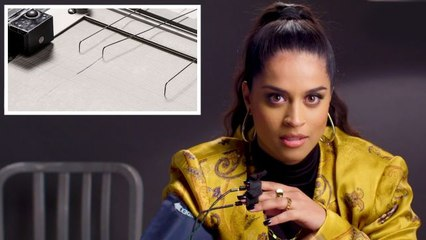 Lilly Singh Takes A Lie Detector Test